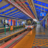 Bangsar LRT Station