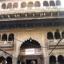 Shri Bankey Bihari Templo