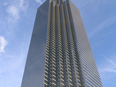 Bank Of America Plaza Dallas