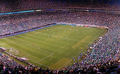 Bank Of America Stadium Football Game