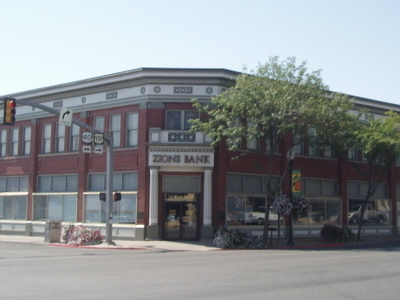 Bank Of  Vernal  Utah