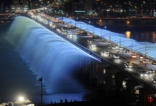 Banpo Bridge - South Korea
