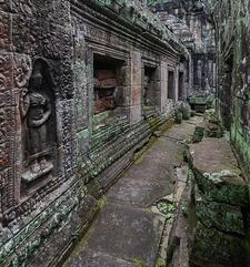 Banteay Kdei Angkor Camboya