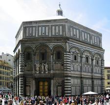 Baptistry Florence