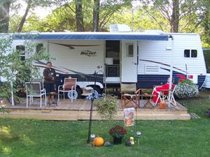 Baraboo Hills Campground