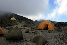 Barafu Campsite - Kilimanjaro Machame Route