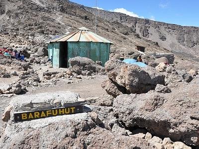 Barafu Hut - Mount Kilimanjaro