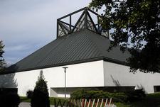Barbarakirche, Schwaz, Austria