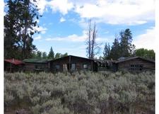 Bar B C Dude Ranch - Grand Tetons - Wyoming - USA