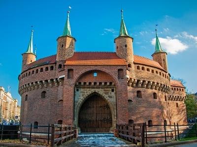 Barbican In Krakow