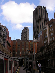 Barbican Station