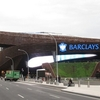 The Western Entrance Of Barclays Center