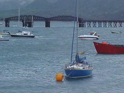 Barmouth Swing Bridge