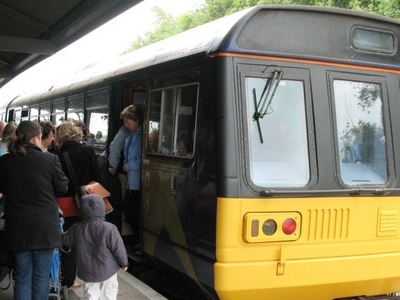 A Train From Exmouth
