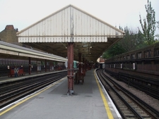 The Platforms At Barons Court