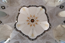 Baroque Dome At The Pilgrimage Church