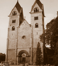 Iglesia parroquial barroca