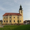 Baroque Parish Church,Hofkirchen, Upper Austria, Austria