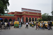 Barrackpore Railway Station