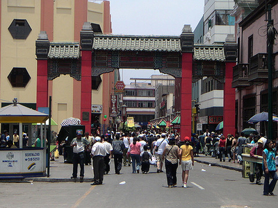 Barrio Chino - Lima
