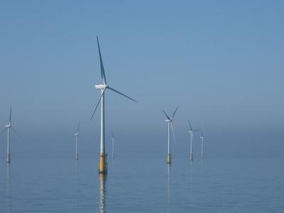 Barrow  Offshore Wind Turbines