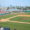 Baseball At Al Lang Stadium