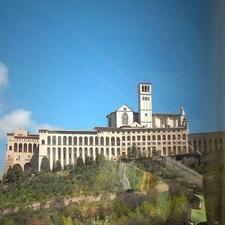 Basilica And Monastery