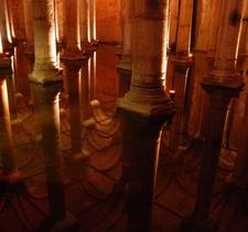 Basilica Cistern Istanbul Mirror