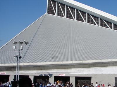 Basilica De  Guadalupe  Monterrey