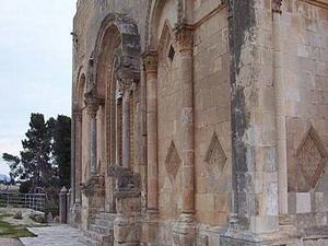 Basílica de Santa María la Mayor, en Siponto
