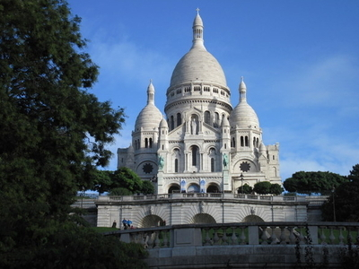 Basilica Of The Sacré Cœur, Montmartre