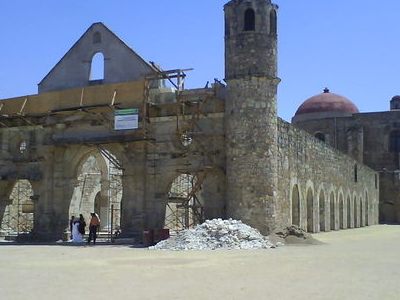 Basilica Of Cuilapan