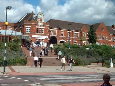 Basingstoke Railway Station