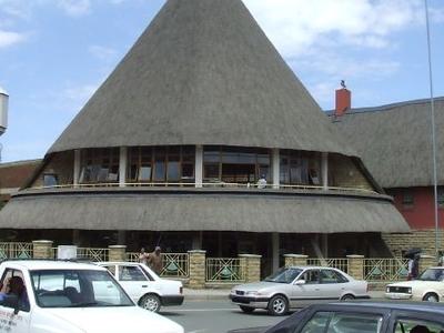 Basotho Hat Shop