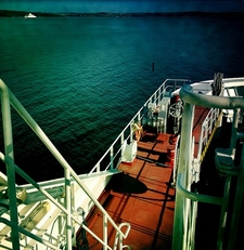 Bastø Ferry View - Moss Norway