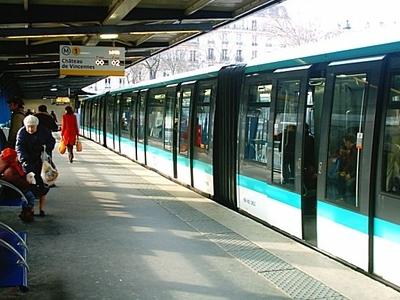 Bastille Station