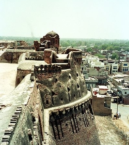 Bathinda Fort Fromtop