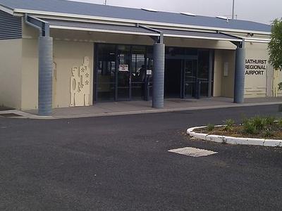 Bathurst Airport Terminal Building