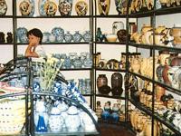 Bat Trang Vila da cerâmica
