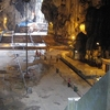 Inside Batu Caves
