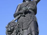 Baviera estátua