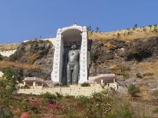 Statue Of Bhagwan Aadinath