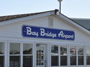 Puente de la bahía Aeropuerto