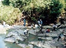 Bay Nhanh Waterfall