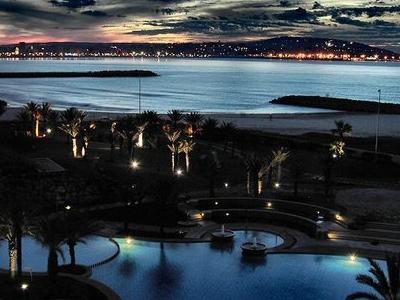 Bay Of Tangier