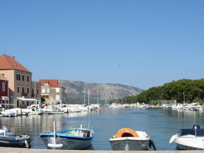 Bay Of Stari Grad