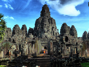 Angkor Two Days Tour Photos