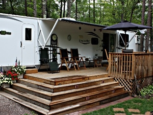 Bay Park Resort And Campground