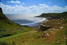 Bay View @ Rhossili UK Wales