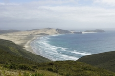 Beach @ Cape Reinga In Northland NZ